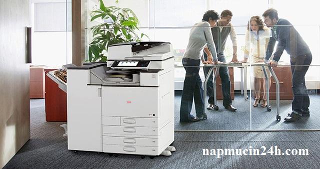 đổ mực máy in tại phú nhuận