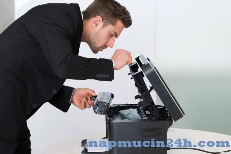 sửa máy in tại nhà quận gò vấp