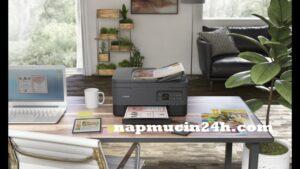Nạp mực in tại nhà ở Tân Bình